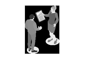 Icon zum Thema Unternehmensberatung