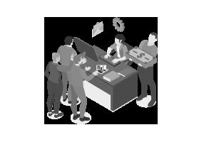 Icon zum Thema Personaladministration